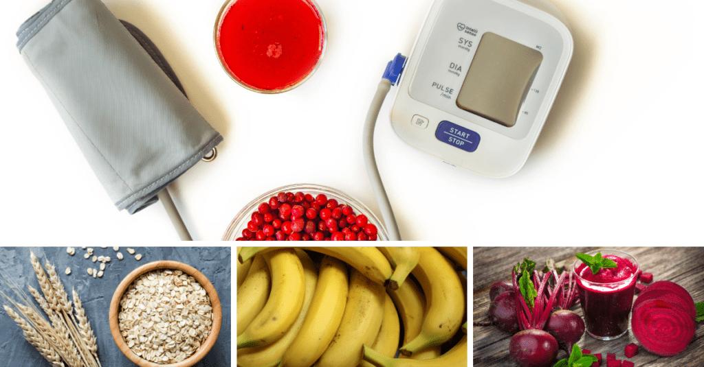 Blood Pressure -lower