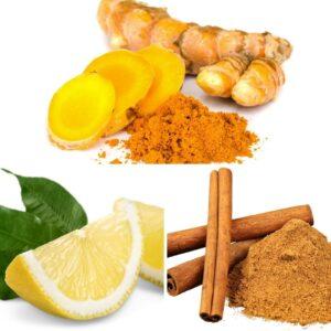Tumeric tea - ginger- anti-inflammatory drinks
