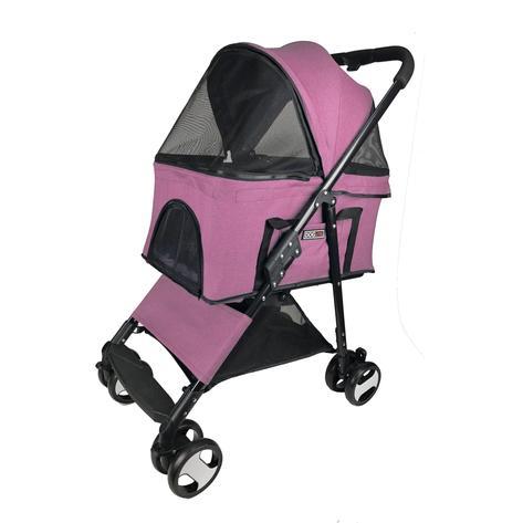 4wheelstroller_pink