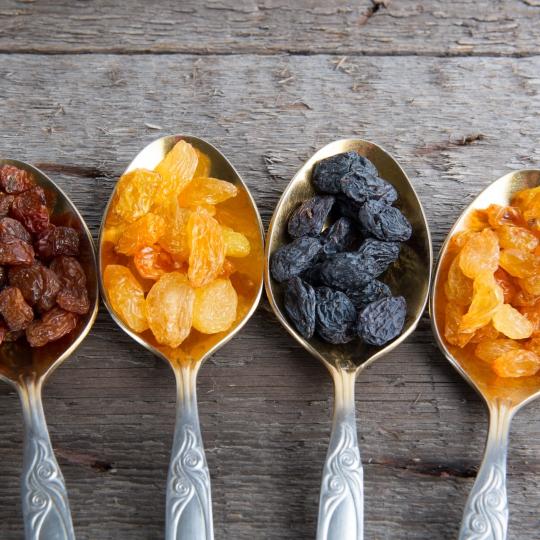 lower your blood pressure - Raisins