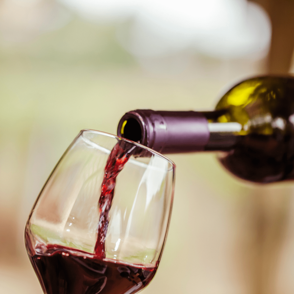lower your blood pressure - Red wine