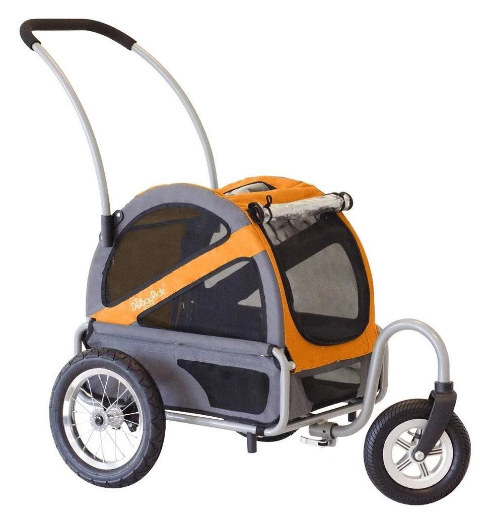 Mini dog stroller