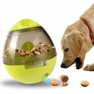 Interactive Dog Toy - Food Dispenser