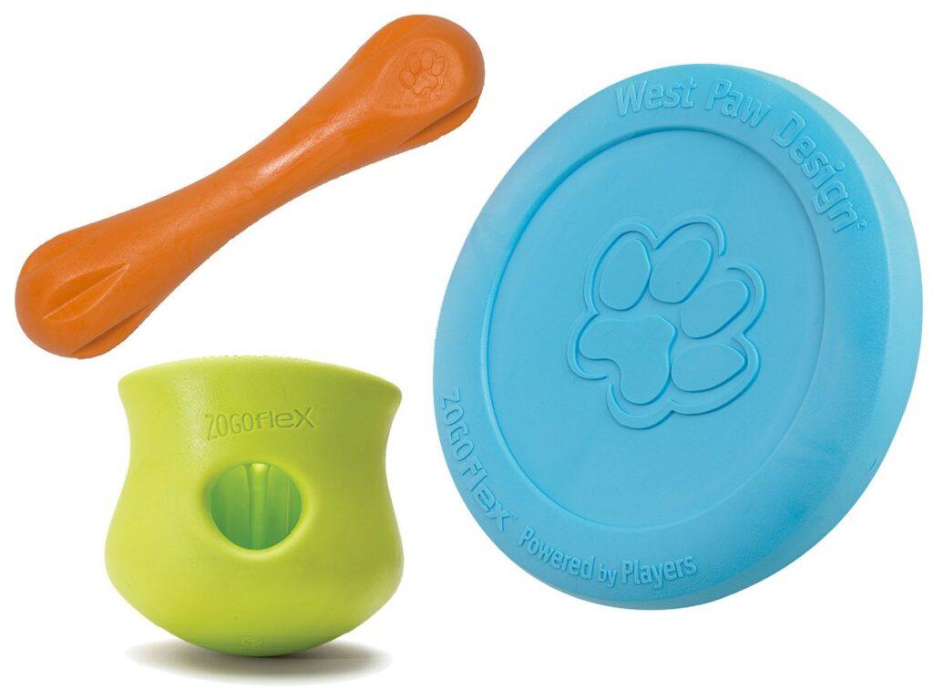 Interactive Dog Toys -Ballszogoflexpack