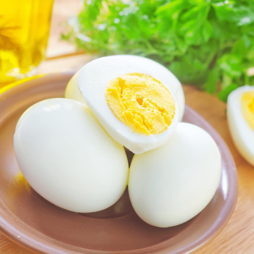 fat burn food - eggs