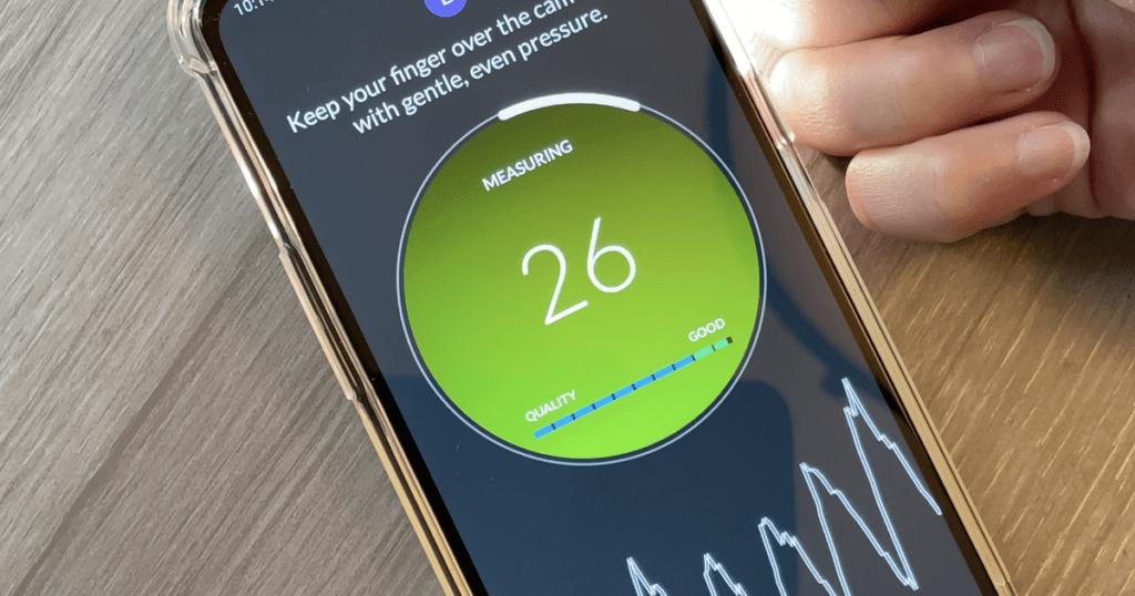 blood pressure monitor - OptiBP