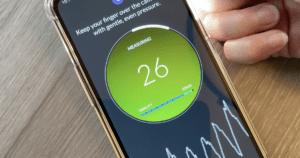 Optibp - blood pressure monitor