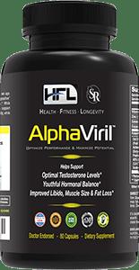 AlphaViril_Hx300 - Health and Longevity