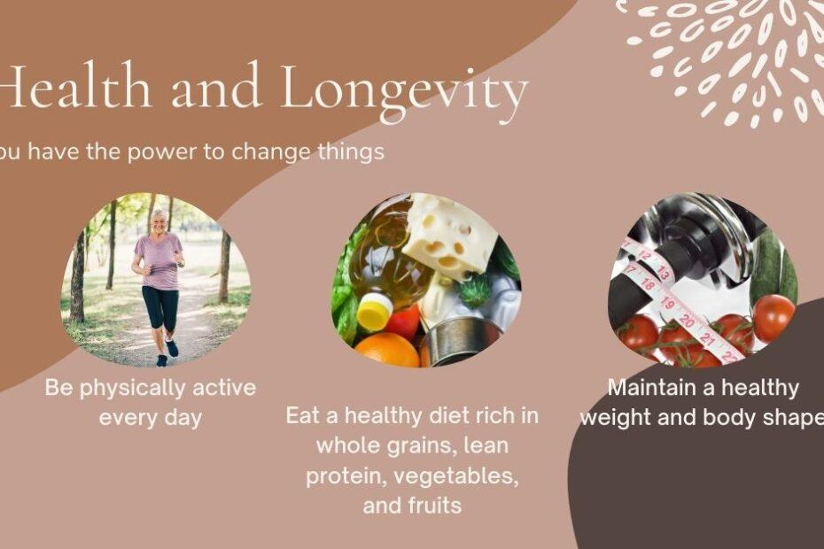 Health and Longevity