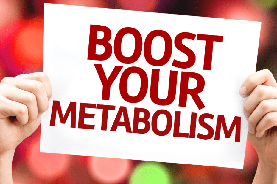 Metabolism how to increase