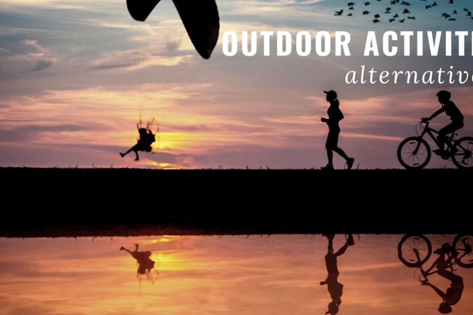 outdoor activities countryside activities