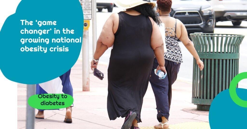 Obesity to diabetes