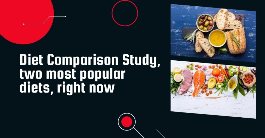Diet Comparison Study, low carb diet (2)
