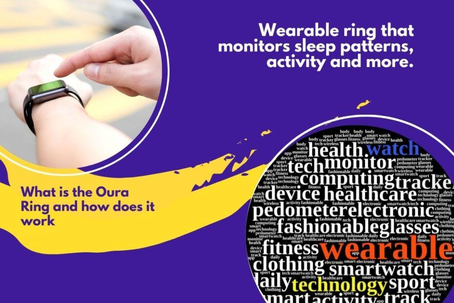 What is the Oura Ring wearable fitness